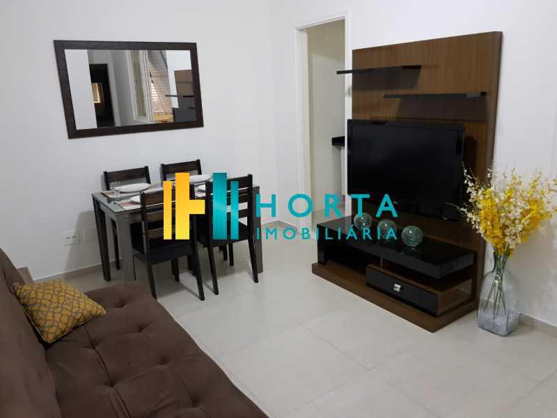 7 - Apartamento à venda Rua Visconde de Pirajá,Ipanema, Rio de Janeiro - R$ 680.000 - CPAP11139 - 1