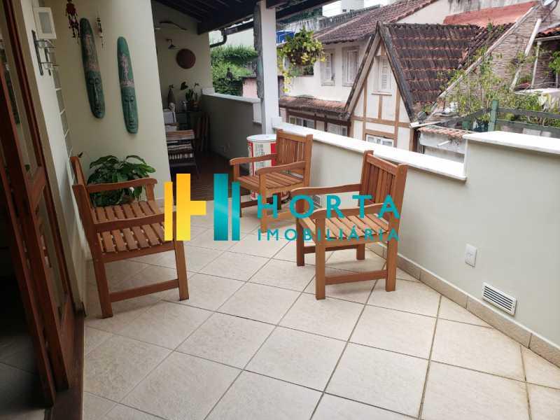 a.28 - Casa de vila de 4 quartos sendo 3 suítes e 2 com closet - CPCV40008 - 3