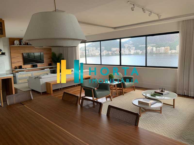 b - Apartamento 3 quartos à venda Lagoa, Rio de Janeiro - R$ 4.200.000 - CPAP31687 - 1