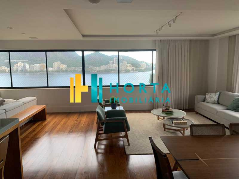 b0 - Apartamento 3 quartos à venda Lagoa, Rio de Janeiro - R$ 4.200.000 - CPAP31687 - 3