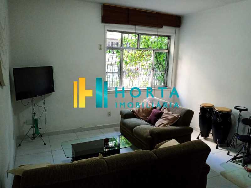 3 - Apartamento 1 quarto à venda Laranjeiras, Rio de Janeiro - R$ 650.000 - CPAP11145 - 1