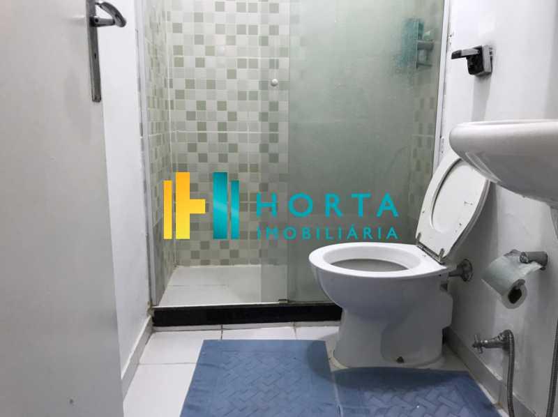 aaf1e784-681d-462d-a464-bd6412 - Apartamento de quarto e sala com dependência revertida para segundo quarto. Rua silenciosa. - CPAP11161 - 18