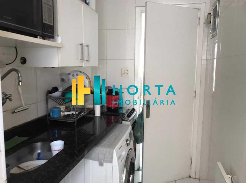 dbd40602-3610-4ce1-a89a-3750c3 - Apartamento de quarto e sala com dependência revertida para segundo quarto. Rua silenciosa. - CPAP11161 - 13