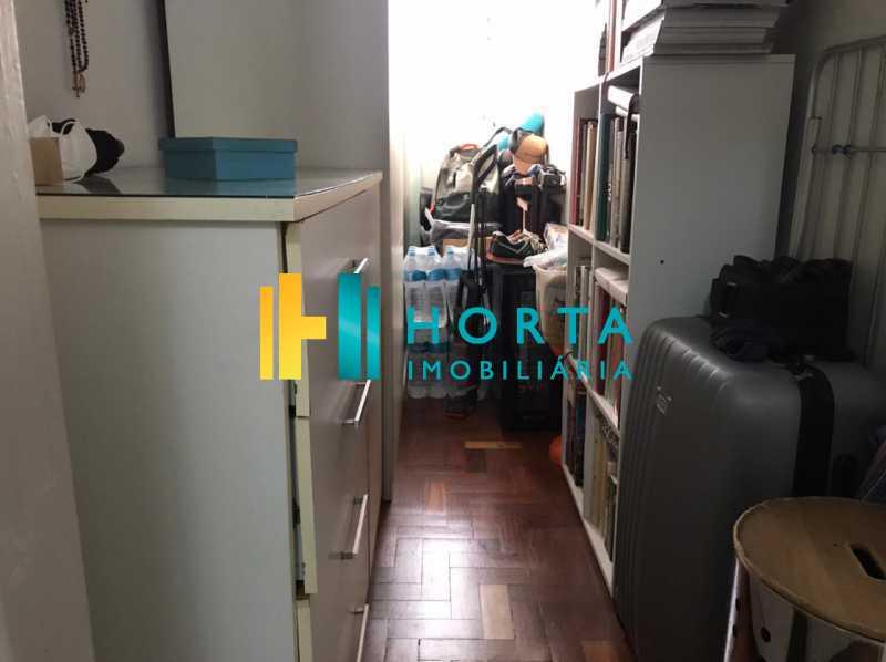e76f59b8-97c4-424a-adc8-dbd53f - Apartamento de quarto e sala com dependência revertida para segundo quarto. Rua silenciosa. - CPAP11161 - 19