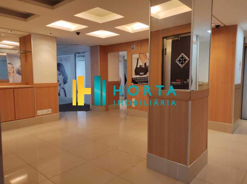 4 HALL. - Sala Comercial 460m² para alugar Copacabana, Rio de Janeiro - R$ 8.000 - CPSL00082 - 4