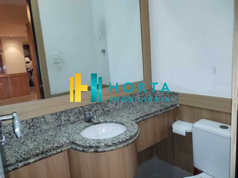 35 BANHEIRO 2. - Sala Comercial 460m² para alugar Copacabana, Rio de Janeiro - R$ 8.000 - CPSL00082 - 28