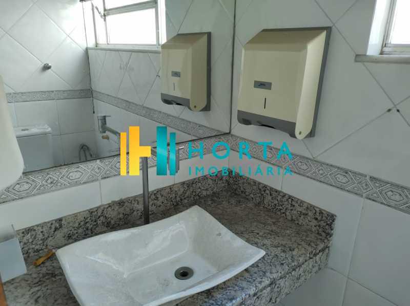 37 BANHEIRO 4. - Sala Comercial 460m² para alugar Copacabana, Rio de Janeiro - R$ 8.000 - CPSL00082 - 30