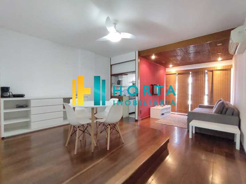 1 sala. - Flat 1 quarto à venda Copacabana, Rio de Janeiro - R$ 550.000 - CPFL10081 - 1