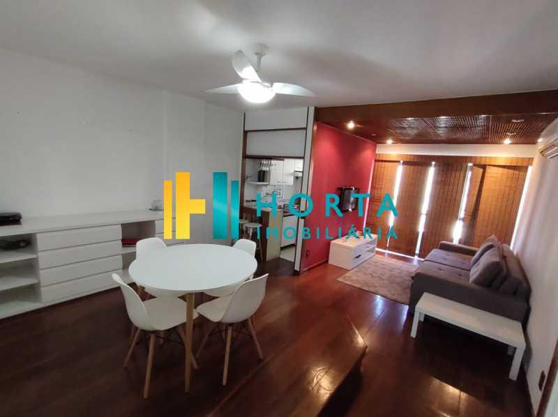 2 sala. - Flat 1 quarto à venda Copacabana, Rio de Janeiro - R$ 550.000 - CPFL10081 - 4