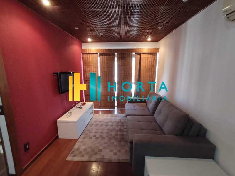 3 sala. - Flat 1 quarto à venda Copacabana, Rio de Janeiro - R$ 550.000 - CPFL10081 - 5