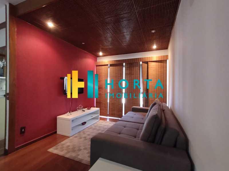 4 sala. - Flat 1 quarto à venda Copacabana, Rio de Janeiro - R$ 550.000 - CPFL10081 - 6