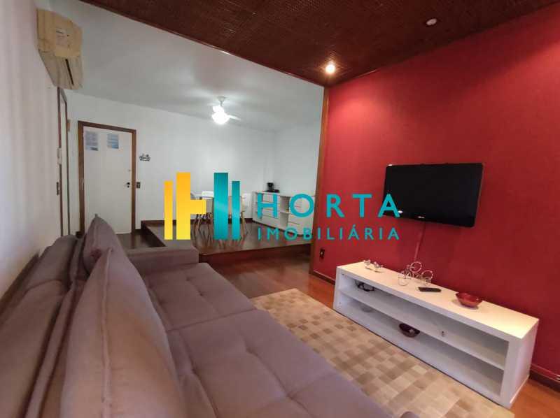 6 sala. - Flat 1 quarto à venda Copacabana, Rio de Janeiro - R$ 550.000 - CPFL10081 - 8