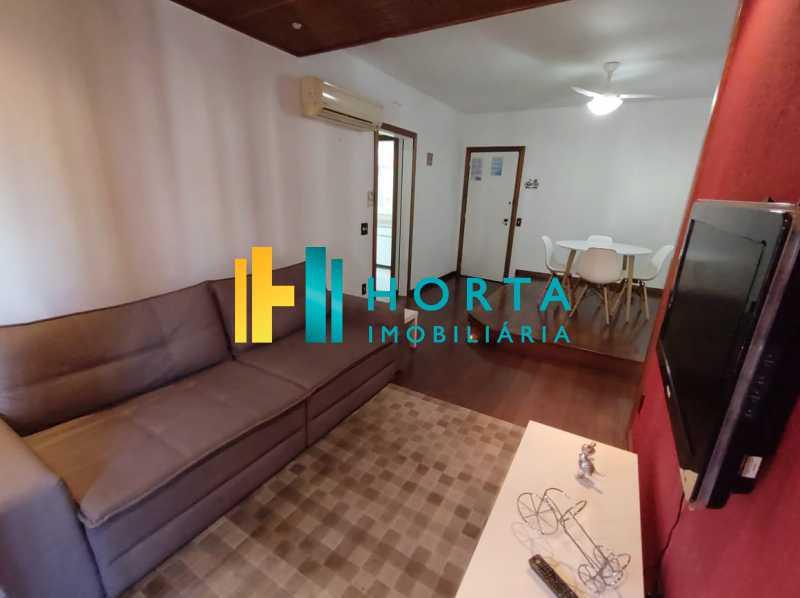 7 sala. - Flat 1 quarto à venda Copacabana, Rio de Janeiro - R$ 550.000 - CPFL10081 - 9