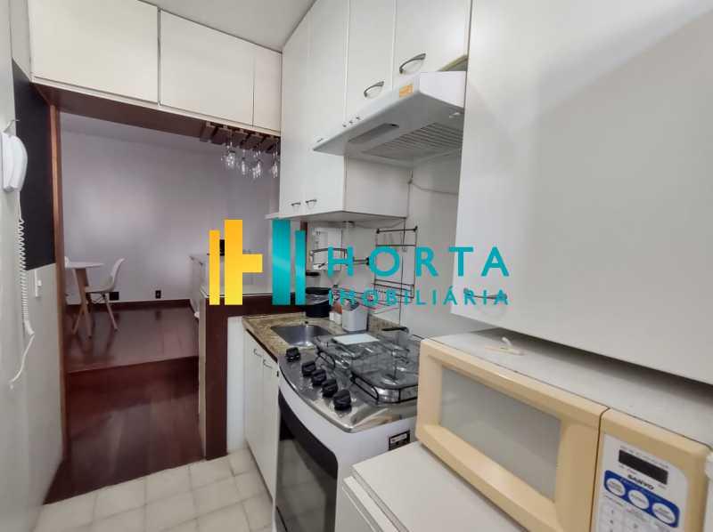 20 cozinha. - Flat 1 quarto à venda Copacabana, Rio de Janeiro - R$ 550.000 - CPFL10081 - 21