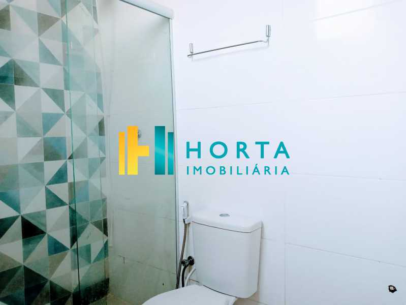 BANHEIRO - Kitnet/Conjugado 30m² à venda Copacabana, Rio de Janeiro - R$ 310.000 - CPKI00239 - 17