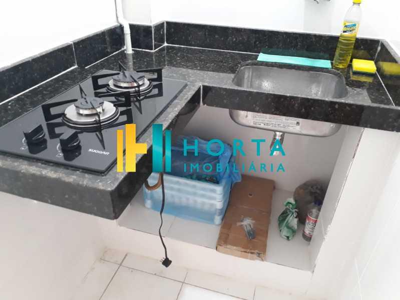 fotos cozinha 2 - Kitnet/Conjugado 25m² à venda Copacabana, Rio de Janeiro - R$ 280.000 - CPKI00241 - 23