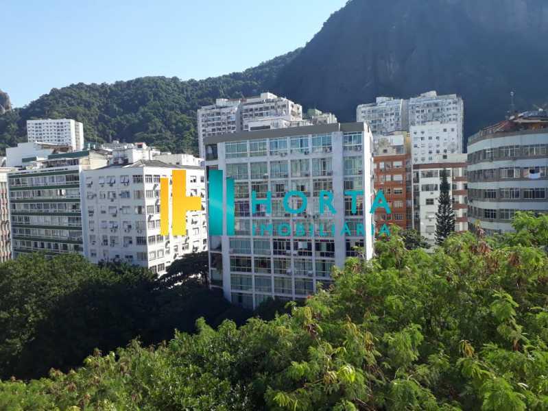 fotos vista - Kitnet/Conjugado 25m² à venda Copacabana, Rio de Janeiro - R$ 280.000 - CPKI00241 - 3