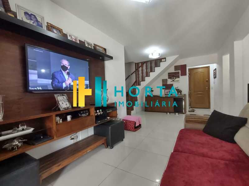 1 sala. - Cobertura 3 quartos à venda Tijuca, Rio de Janeiro - R$ 1.200.000 - CPCO30094 - 4