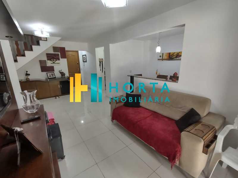 3 sala. - Cobertura 3 quartos à venda Tijuca, Rio de Janeiro - R$ 1.200.000 - CPCO30094 - 5