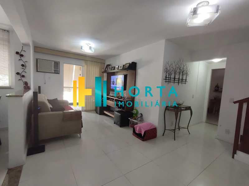 4 sala. - Cobertura 3 quartos à venda Tijuca, Rio de Janeiro - R$ 1.200.000 - CPCO30094 - 1