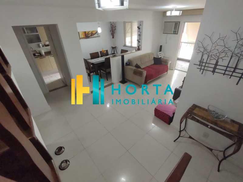 5 sala. - Cobertura 3 quartos à venda Tijuca, Rio de Janeiro - R$ 1.200.000 - CPCO30094 - 6