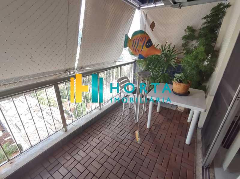 8 varanda. - Cobertura 3 quartos à venda Tijuca, Rio de Janeiro - R$ 1.200.000 - CPCO30094 - 9