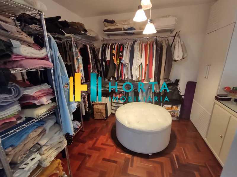 12 closet quarto 1. - Cobertura 3 quartos à venda Tijuca, Rio de Janeiro - R$ 1.200.000 - CPCO30094 - 13