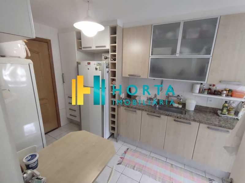 16 cozinha. - Cobertura 3 quartos à venda Tijuca, Rio de Janeiro - R$ 1.200.000 - CPCO30094 - 17