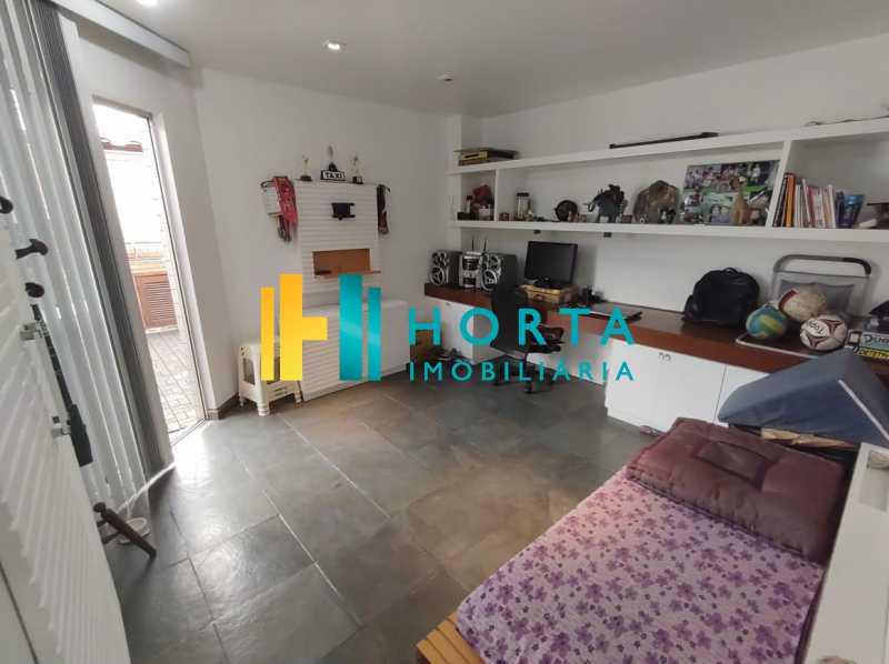 19 quarto 2 cima. - Cobertura 3 quartos à venda Tijuca, Rio de Janeiro - R$ 1.200.000 - CPCO30094 - 20