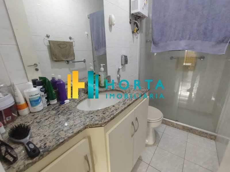 21 banheiro social cima. - Cobertura 3 quartos à venda Tijuca, Rio de Janeiro - R$ 1.200.000 - CPCO30094 - 22