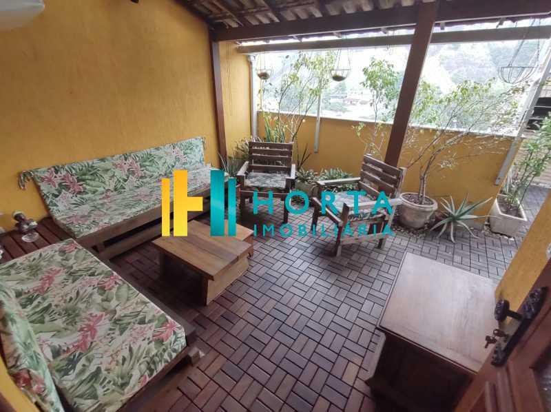 22 area externa. - Cobertura 3 quartos à venda Tijuca, Rio de Janeiro - R$ 1.200.000 - CPCO30094 - 23