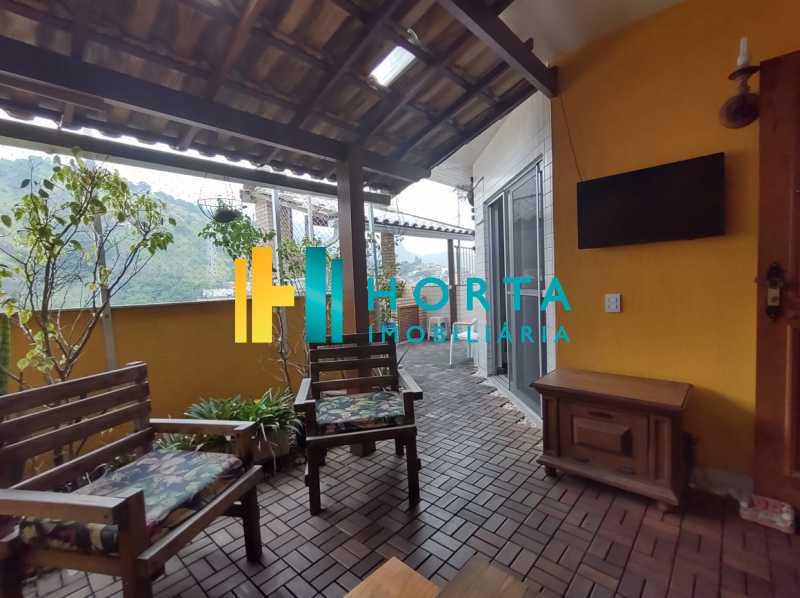 23 area externa. - Cobertura 3 quartos à venda Tijuca, Rio de Janeiro - R$ 1.200.000 - CPCO30094 - 24