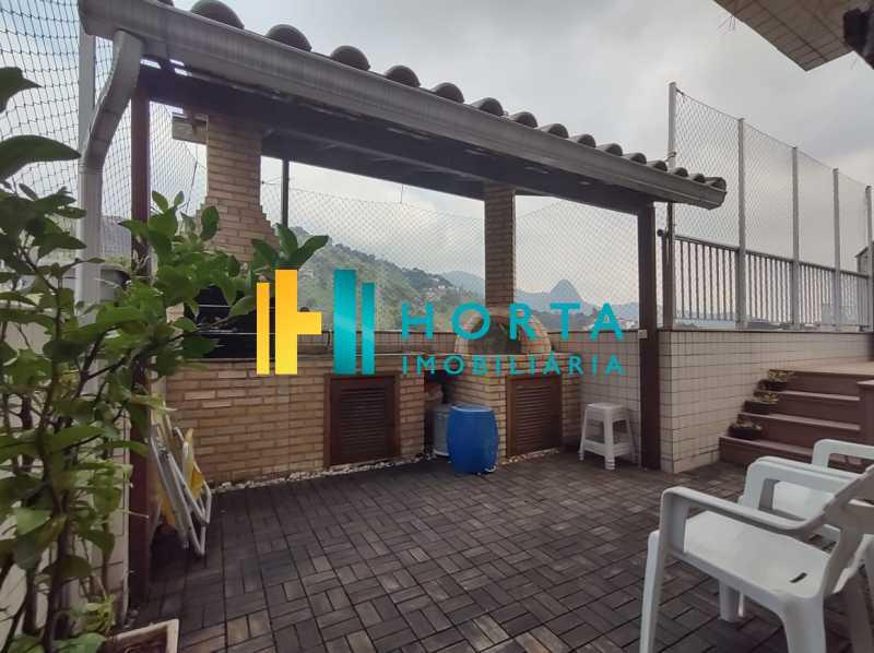 24 area extena churrasqueira. - Cobertura 3 quartos à venda Tijuca, Rio de Janeiro - R$ 1.200.000 - CPCO30094 - 25