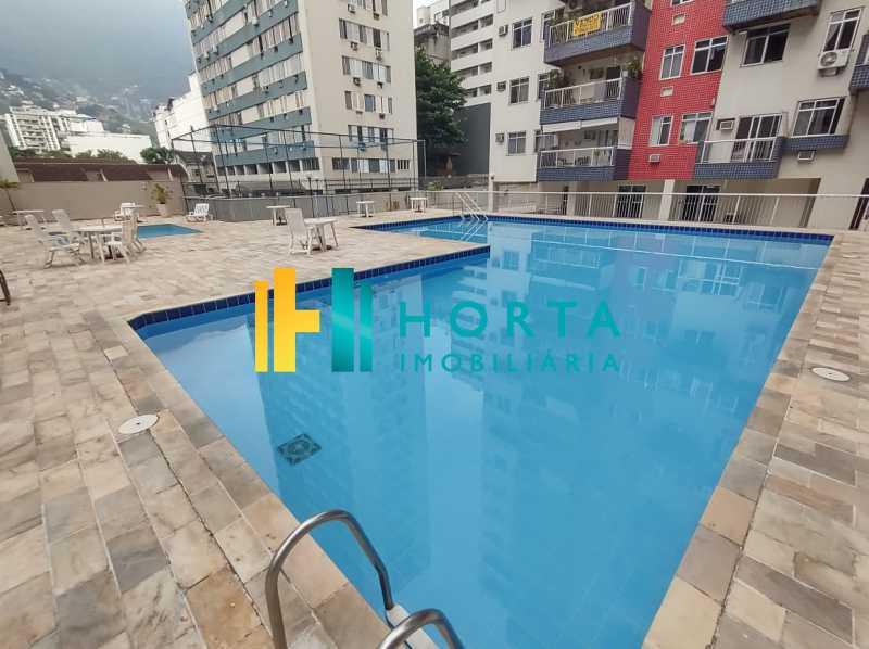 27 piscinas. - Cobertura 3 quartos à venda Tijuca, Rio de Janeiro - R$ 1.200.000 - CPCO30094 - 28