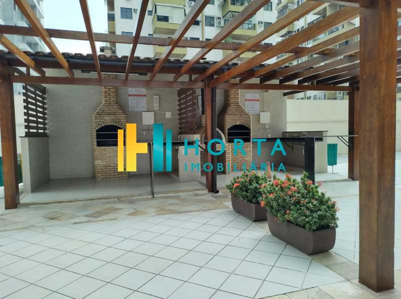 28 churasqueiras. - Cobertura 3 quartos à venda Tijuca, Rio de Janeiro - R$ 1.200.000 - CPCO30094 - 29