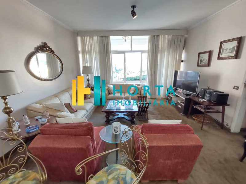 4 sala. - Apartamento 3 quartos à venda Gávea, Rio de Janeiro - R$ 2.000.000 - CPAP31780 - 3