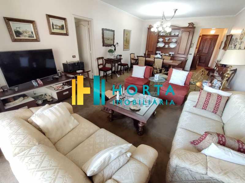 7 sala. - Apartamento 3 quartos à venda Gávea, Rio de Janeiro - R$ 2.000.000 - CPAP31780 - 1