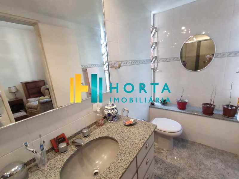 11 banheiro suíte. - Apartamento 3 quartos à venda Gávea, Rio de Janeiro - R$ 2.000.000 - CPAP31780 - 11