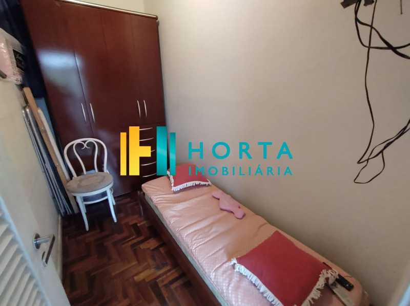 18 dependência. - Apartamento 3 quartos à venda Gávea, Rio de Janeiro - R$ 2.000.000 - CPAP31780 - 20