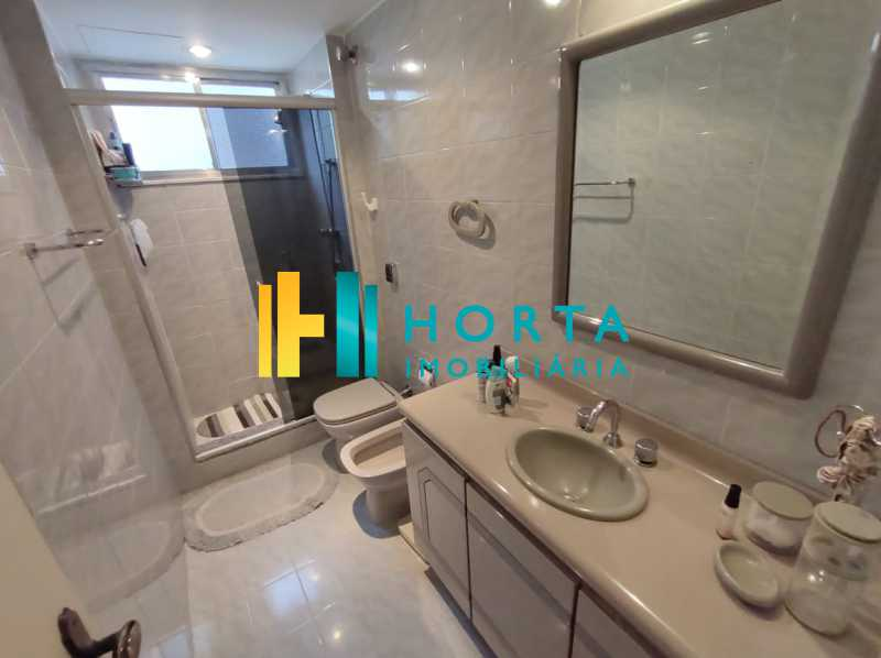 20 banheiro social. - Apartamento 3 quartos à venda Gávea, Rio de Janeiro - R$ 2.000.000 - CPAP31780 - 14