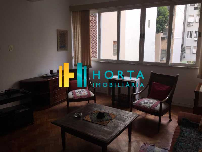 sala 2. - Apartamento 3 quartos à venda Leme, Rio de Janeiro - R$ 1.400.000 - CPAP31787 - 6