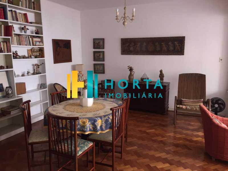 sala 3. - Apartamento 3 quartos à venda Leme, Rio de Janeiro - R$ 1.400.000 - CPAP31787 - 3