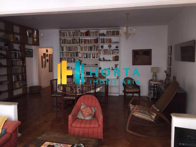sala 4. - Apartamento 3 quartos à venda Leme, Rio de Janeiro - R$ 1.400.000 - CPAP31787 - 4