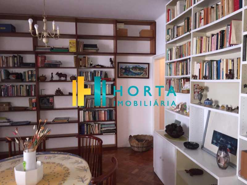 sala 5. - Apartamento 3 quartos à venda Leme, Rio de Janeiro - R$ 1.400.000 - CPAP31787 - 5