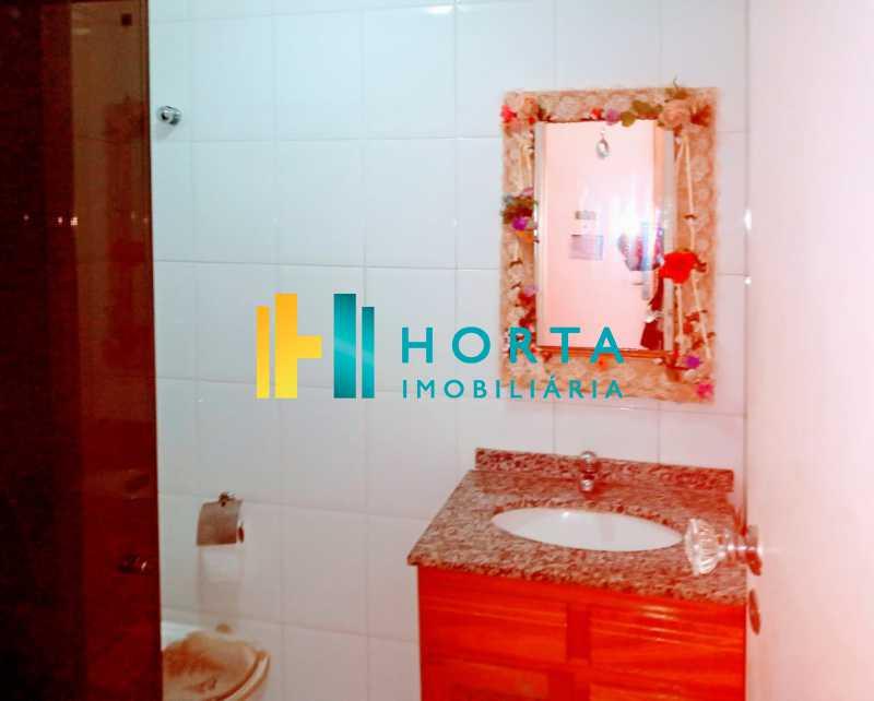 Banheiro - Kitnet/Conjugado 22m² à venda Copacabana, Rio de Janeiro - R$ 370.000 - CPKI00243 - 20
