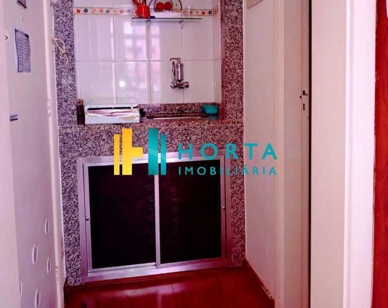 Cozinha - Kitnet/Conjugado 22m² à venda Copacabana, Rio de Janeiro - R$ 370.000 - CPKI00243 - 13