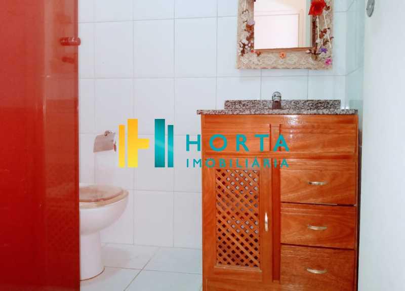 Banheiro - Kitnet/Conjugado 22m² à venda Copacabana, Rio de Janeiro - R$ 370.000 - CPKI00243 - 19