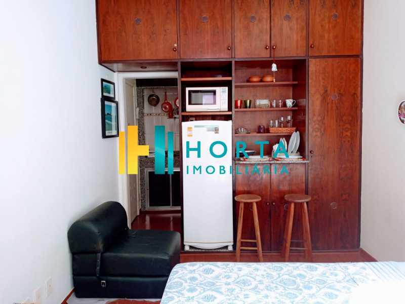 Sala/quarto - Kitnet/Conjugado 22m² à venda Copacabana, Rio de Janeiro - R$ 370.000 - CPKI00243 - 16