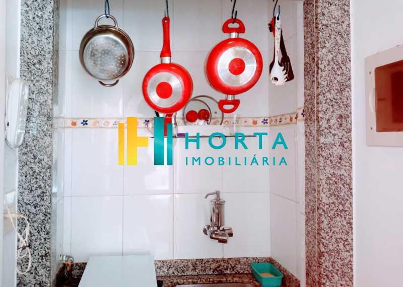 Cozinha - Kitnet/Conjugado 22m² à venda Copacabana, Rio de Janeiro - R$ 370.000 - CPKI00243 - 15