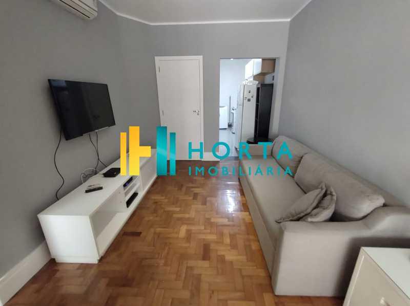 1 sala. - Apartamento 1 quarto à venda Ipanema, Rio de Janeiro - R$ 900.000 - CPAP11184 - 4